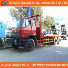 Caminhão de transporte de cama plana de 15 toneladas para venda