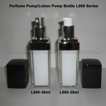 30ml Square Shape Perfume Pump Bottle