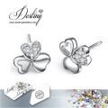 Destiny Jewellery Crystals From Swarovski Earrings Heart 3 Earrings
