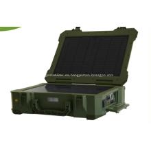 Sistema de carga solar portátil