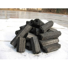 Barbecue (BBQ) Anwendung & Laubholz Material Sawdust Brikett BBQ Holzkohle