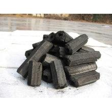 Churrasco (churrasco) Aplicação e material de madeira dura Serrão Briquete Churrasco Charcoal