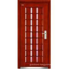 Steel Wooden Door (LT-312)