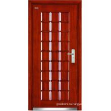 Стальные деревянные двери (LT-312)