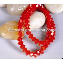 bulk buy from china bicone glass beads