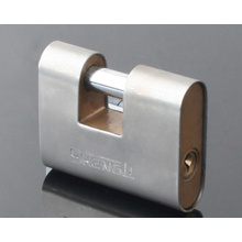 Full-Sheel Steel Cover Rectangular Padlock/ Padlock with Computer Keys