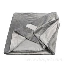 soft double side dog blanket