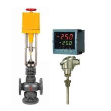Válvula de controle elétrico de temperatura