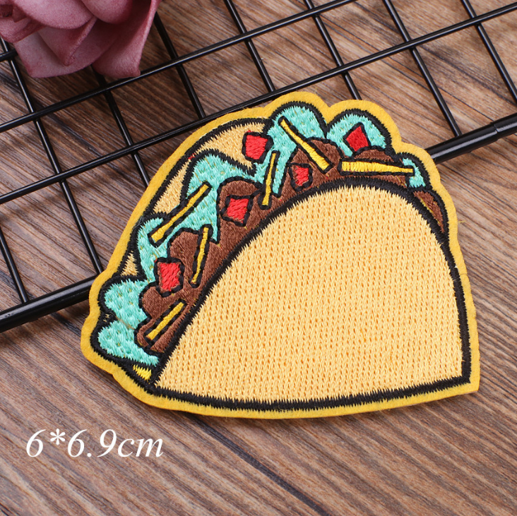 Patch Embroidery Kids