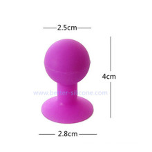 Promotion Cadeaux Silicon Rubber Phone Holder