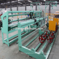 fully automatic chain link fencing machine/ chain link fence machine/ diamond mesh machine(manufacturer)