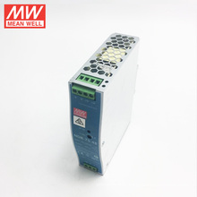 MEANWELL 75w to 480watt NDR series slim din rail power supply 48v 1a NDR-75-48