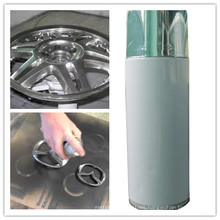 Acrylic Aerosol Stainless Steel Color Spray Paint, Stainless Steel Coating Paint for Car and Industrial (AK-PC2001)