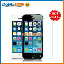 Prix le moins cher et meilleure qualité protecteur d'écran pour Iphone 5g, en verre trempé pour iphone 5c, protection d'écran pour iphone 5 s