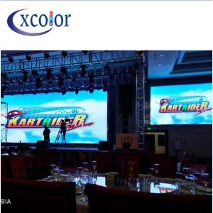 Indoor Rental P3.91 Module Led Digital Screen Display