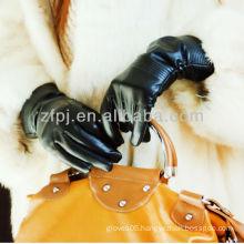 Environmental leather glove
