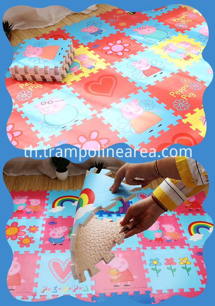 indoor puzzle mat