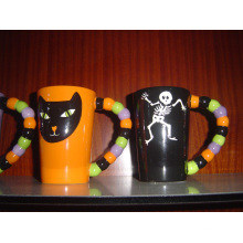 Ceramic Holloween Mug