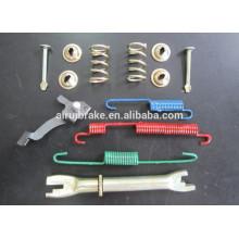 S707 Тормозная колодка с комплектом регулятора для hyundai Atos 1997 1998 1999 2000 2001 2002 2003 2004 2005 2006