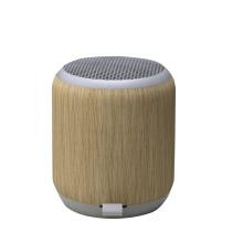 Wholesale factory direct salesbamboo 3w 300mah portable mini wireless speaker
