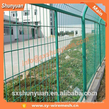 pvc ccoated durable fence netting