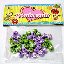 Großhändler China Runde Holz Chunky Perlen
