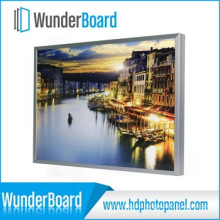 Creative HD Aluminum Photo Panel for Decoration