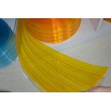 cortina de tira de PVC resistente a insectos