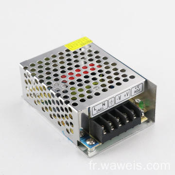 24v 1a 24w 12v 2a LED alimentation