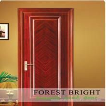 Diseño moderno puerta interior Puerta madera moderna