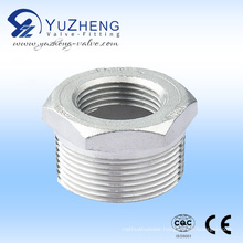 Stainless Steel BSPT Hex. Bushing