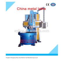China de alta velocidad excelente del precio del torno del metal de la venta para la venta