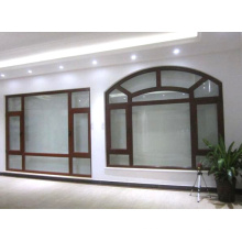 Feelingtop Window Supplier for Aluminium Wood Window (FT-WW90)