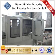 Machine à formage de rouleaux à revêtement de pierre à haute efficacité, ligne de production de carreaux revêtus de pierre
