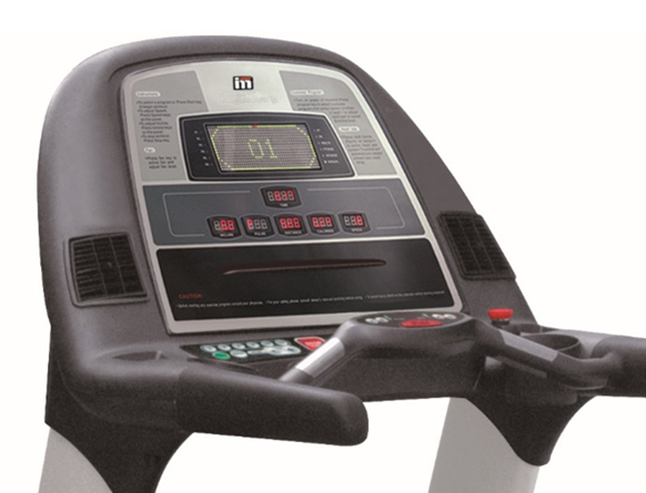 Commercial Treadmill Max User Weight 180KG