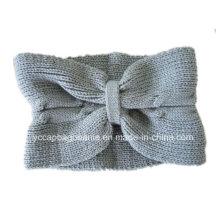 Модные женские трикотажные повязки