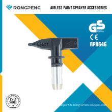 Accessoires de pulvérisateur de peinture sans air Rongpeng R8646