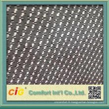 Le fournisseur de porcelaine conçoit le tissu de tapisserie d'ameublement automatique de velours pour le revêtement de siège de voiture