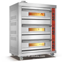 Fabricante de equipamentos de padaria, forno a gás de padaria
