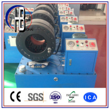 Engineer Using Lowest Price Hydraulic Hose Crimping Machine