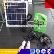 Soncap, Pvoc, Saso, ISO, IES, CE, RoHS, FCC certificado solar gerador