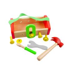 Bricolage Boîte à outils en bois Jouet pour enfants et enfants