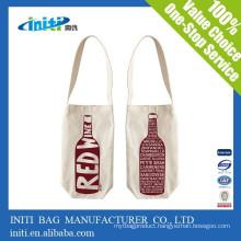 China promotional fashion custom bottle bag for wine