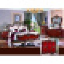 Muebles de dormitorio clásico con cama clásica (W806B)