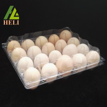 Transparent Plastic Henapple Chicken Egg Tray