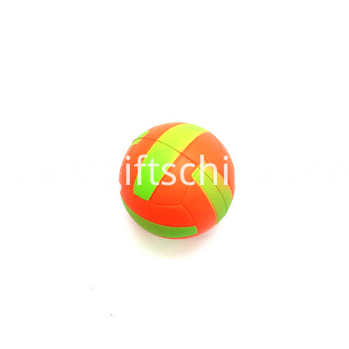Promotional Volleyball Shaped Stress Balls2