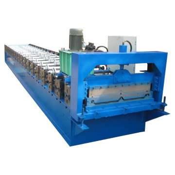 Folding Tamping Plant Roll Forming Machine