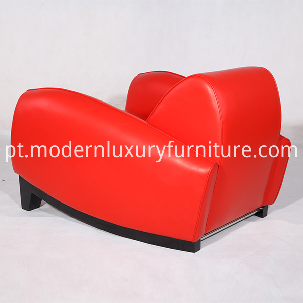 Leather Franz Romero Bugatti Lounge Chairs