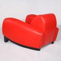 Modern Furniture Leather Franz Romero Bugatti Chairs Replica