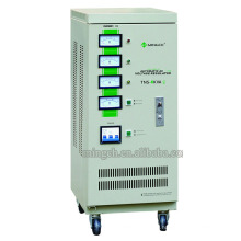 Customed Tns-6k Trois phases Série Entièrement automatique Régulateur de tension CA / stabilisateur